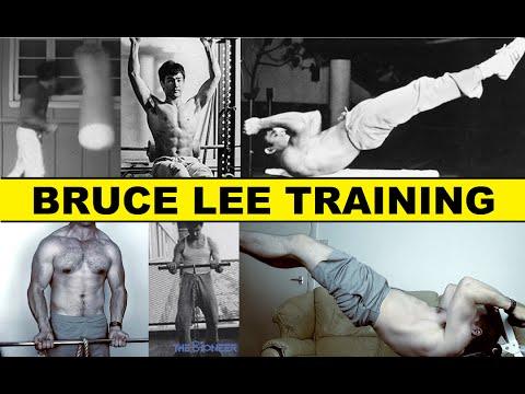 Diät und Training Bruce Lee
