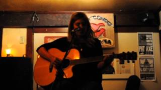 "Sonya Jean Bruneau Jewel cover song: "" Foolish Games  "" @ North Stage Bar."