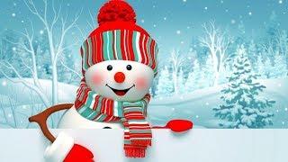 Зимушка зима - песенка и мультик для малышей