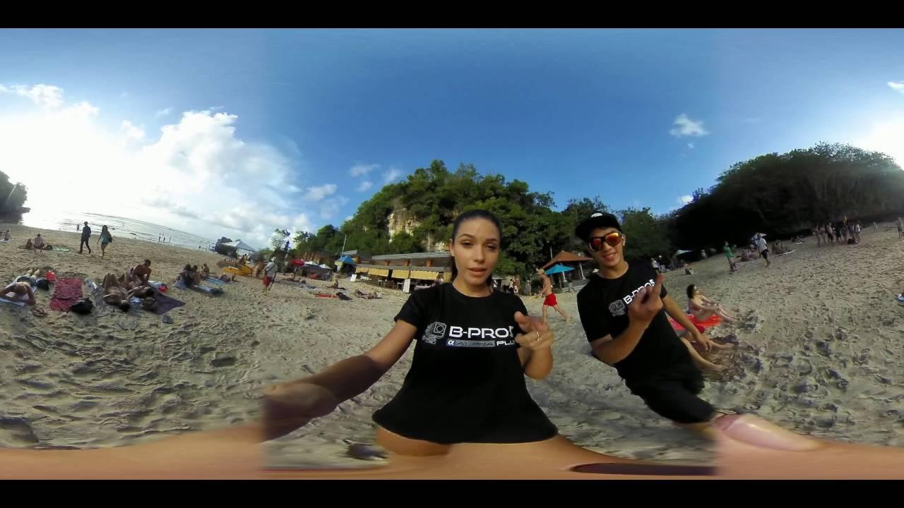 Brica Insta360 360video360 Walking On A Beach Youtube B Pro5 Alpha Edition Mark Iis 4k Komplit Ae2s 2s Ae 2