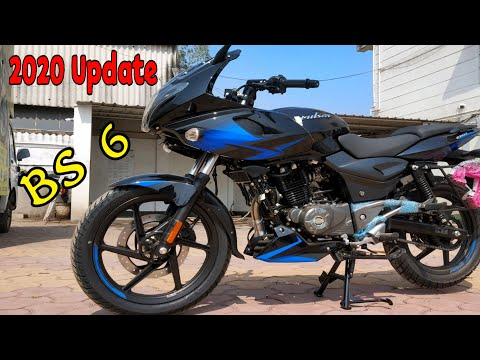 2020 Bajaj Pulsar 220F BS6|What's New|Full Review|Exhaust|Specs|Mileage|Price