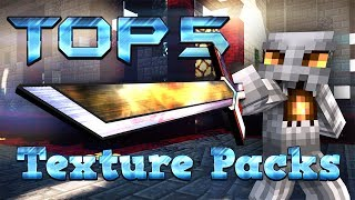 ★ Top 5 Animated Texture Packs of 2017 - Minecraft Resourcepacks