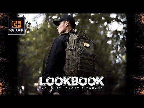 Cartenz Tactical Lookbook Vol. 8 ft. Choky Sitohang | @cartenztactical