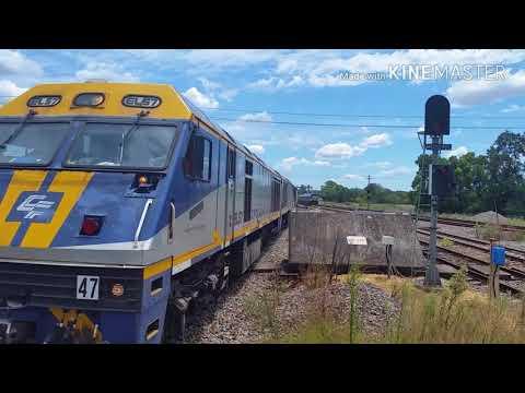 Hunter valley trainspotting