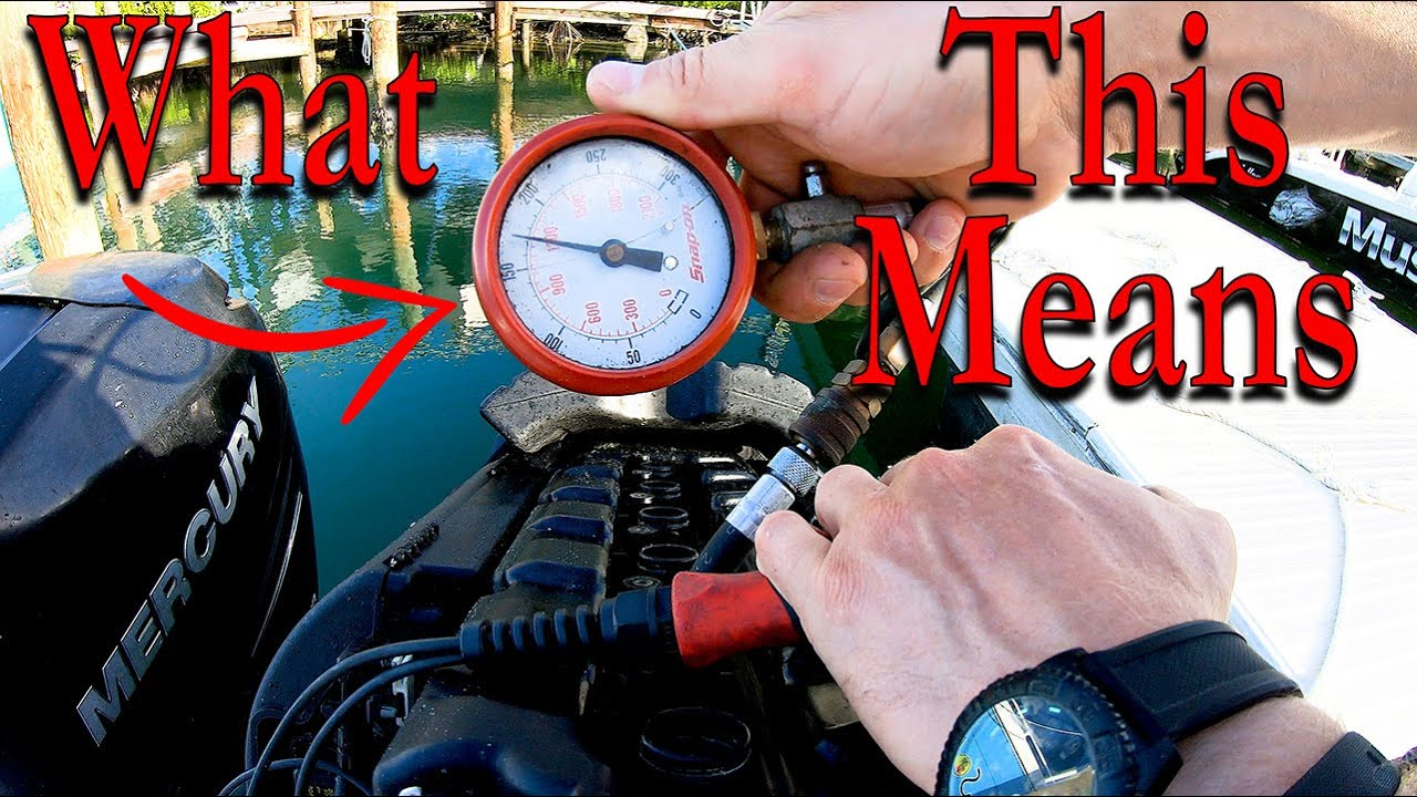 What Outboard Compression TEST RESULTS Tell You!