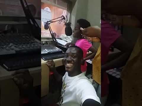 As a host@Gh Radio One