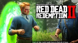 Time Travel Mystery in Red Dead Redemption 2 (RDR2 Easter Eggs)