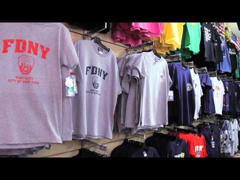 NY Souvenirs, NY Yankees and Converse @ Grand Slam NY