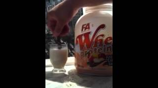 BSA SHOP  FA Nutrition Whey Protein(, 2012-09-23T07:14:30.000Z)