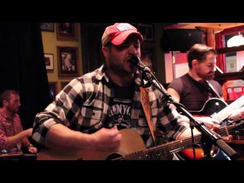 The Whiskey Barrel Band   Six Guns Live @  McGanns Irish Pub