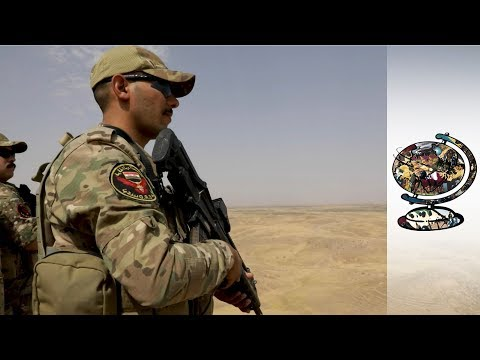Iraqi Special Forces Take On A New Kind Of ISIS Insurgency
