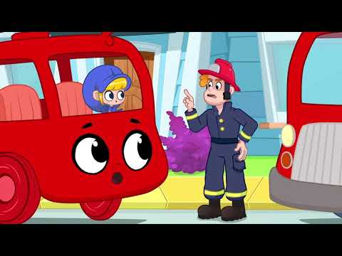 Putting Out Fires!   Kids Cartoon   Mila And Morphle - Official Channel