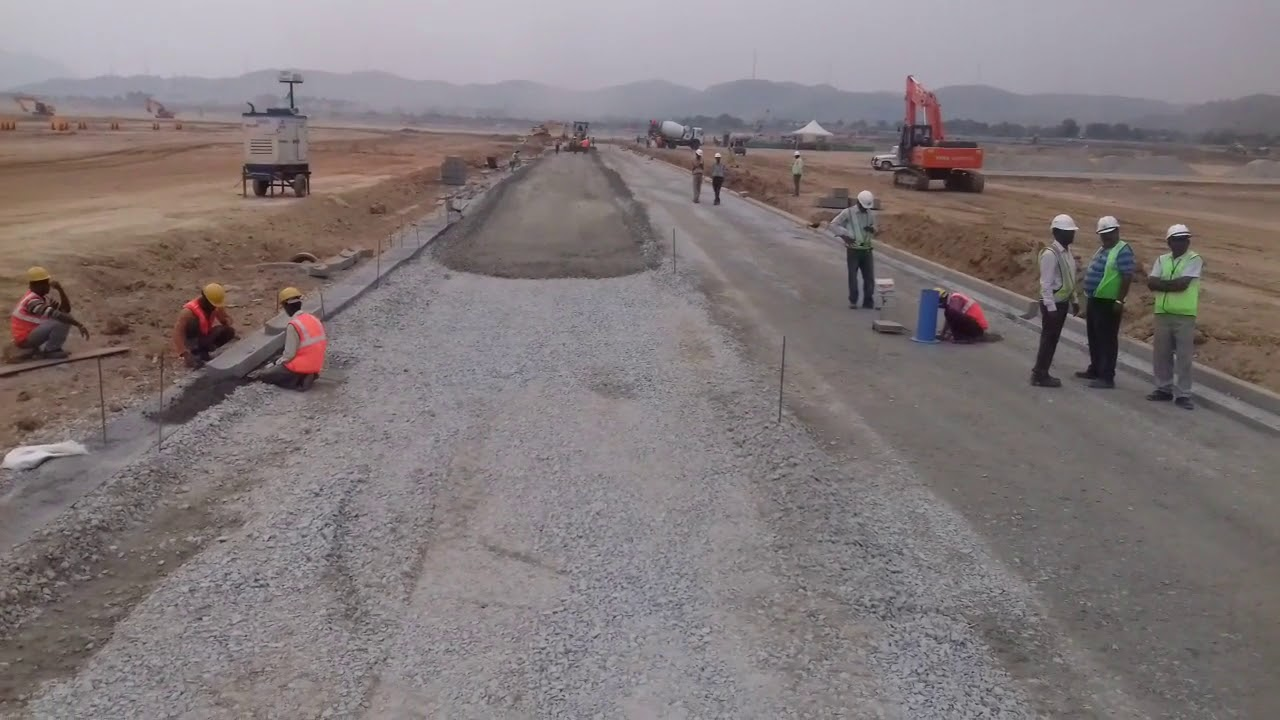 granular sub base (gsb) & wet mix macadam wmm pwd road construction  procedure civil engineering vid