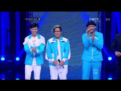SHOUT! (Aqi Singgih & KMKZ) - Kebebasan - The Remix 2016