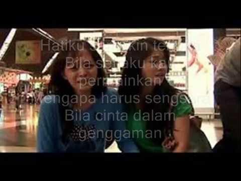 Cinta Kau dan Aku Fatihah Ridhwani & Daniel Napitupulu lirik lagu (OST DRAMA CINTA KAU DAN AKU)