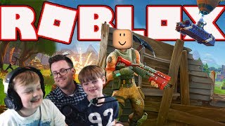 #2 ROBLOX FORTNITE! Roblox Island Royale Gameplay - France Funny Moments Kids Lets Play (fr) Robux - France Jeu sur