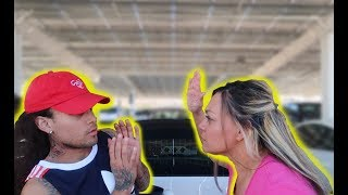 MOM SEES NECK TATTOO FOR THE FIRST TIME (GETS CRAZY!)