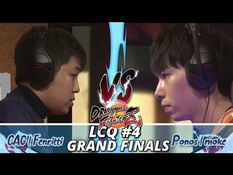 DBFZ World Tour: LCQ #4 Moke Vs Fenritti (Grand Finals)