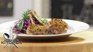 Herb Crusted Lamb Cutlets - Video Recipe