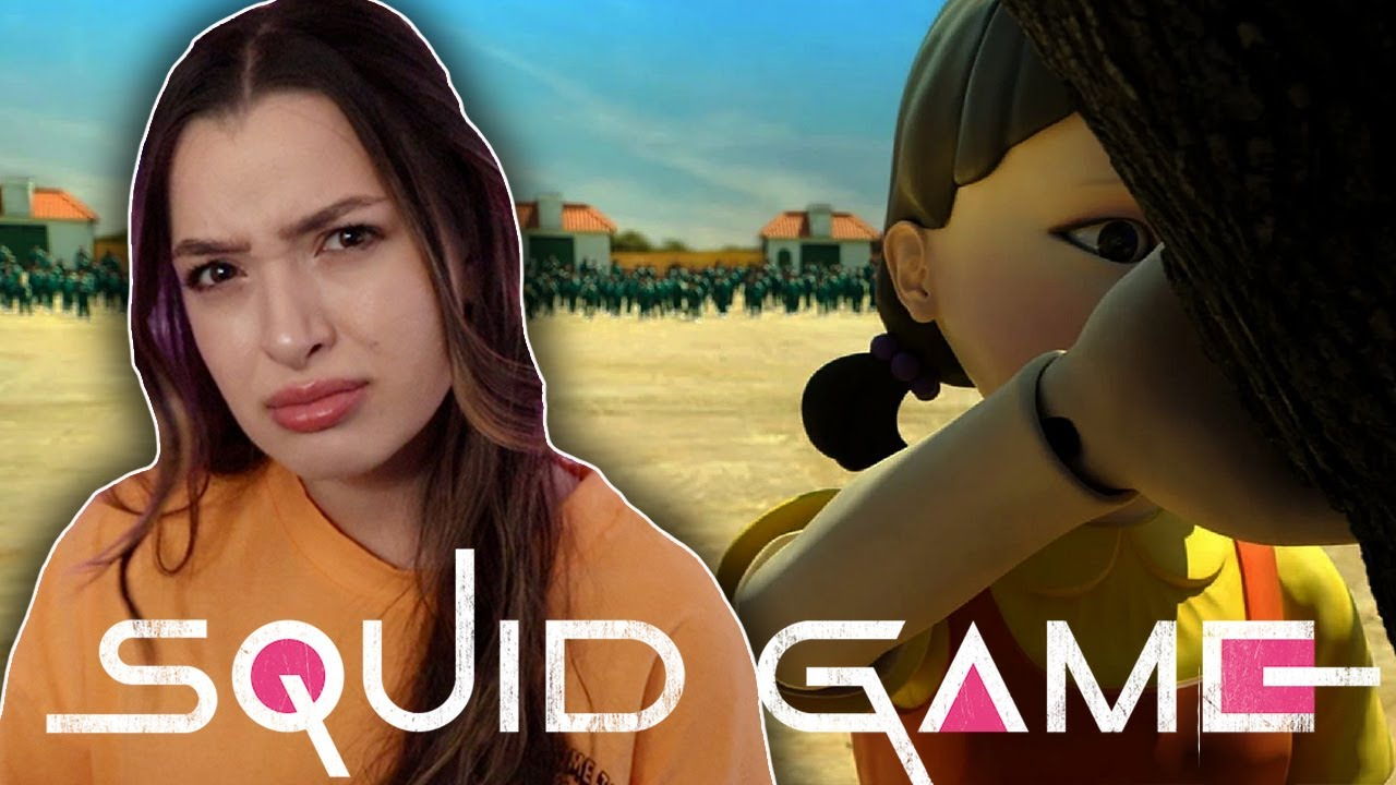 Download What's *SQUID GAME* and Why is EVERYONE Obsessed With it? (ep 1-3 reaction)