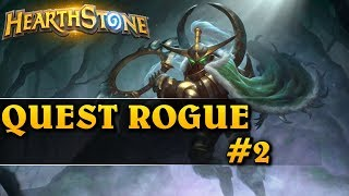 CZY HS UPADA? - QUEST ROGUE #2 - Hearthstone Decks std