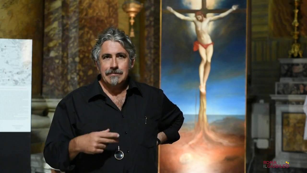 Cristo crocifisso di giovanni tommasi ferroni roma per for Di ferroni