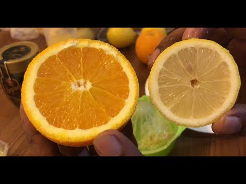kidney stones detox lemon cure in 24 H use