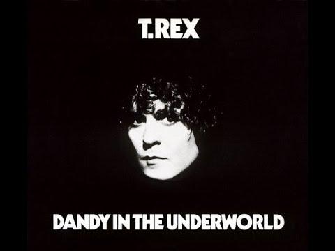 T.Rex - Dandy In The Underworld 1977 FULL VINYL ALBUM