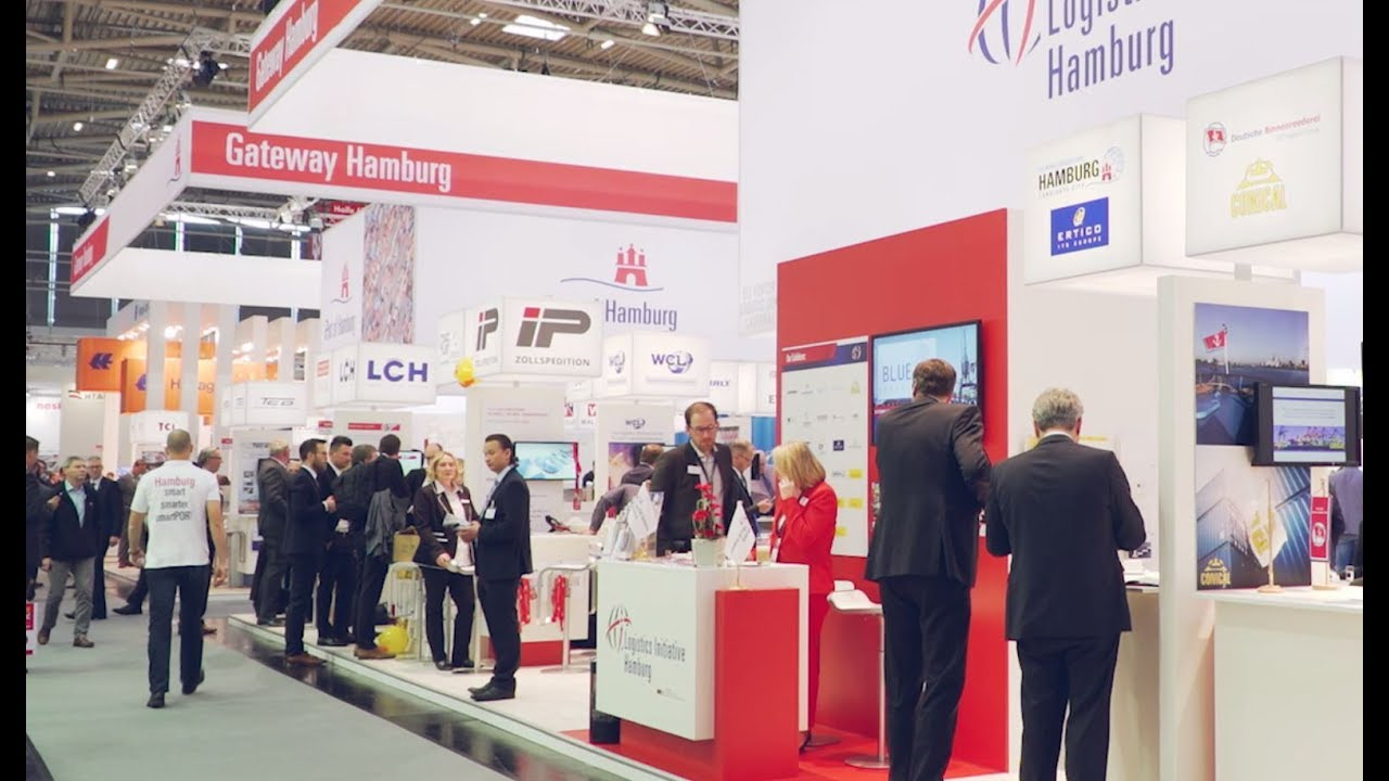 Gateway Hamburg Gateway Hamburg Auf Der Transport Logistic München 2017