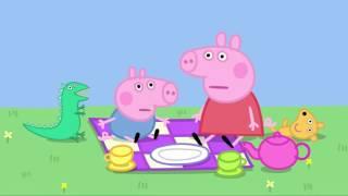 Свинка Пеппа   S01 E31 32 Урок балета   Гроза