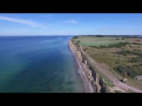 Discovering the Baltic Sea by drone