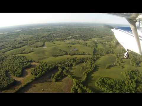 Virtual Flights over Kentucky