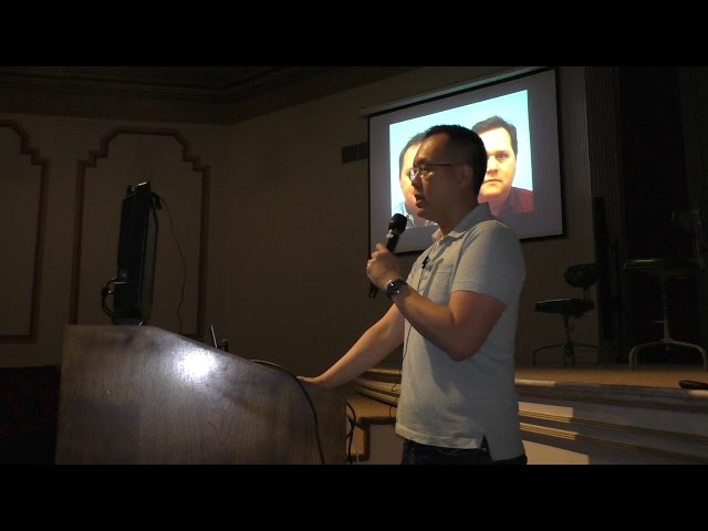 Dallas Hair Transplant Surgeon Dr. Sam Lam Lectures about Photography for Hair Transplant