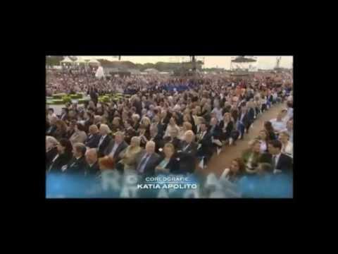 Incontro mondiale delle famiglie con Papa Benedetto - Rai Uno - Bresso 02.06.2012