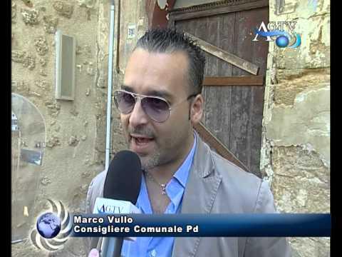 Disagi a Cugno Vela News AgrigentoTV