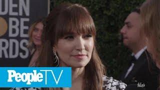 'Hustlers' Director Lorene Scafaria Opens Up About J Lo's 'Criminal' Striptease | PeopleTV