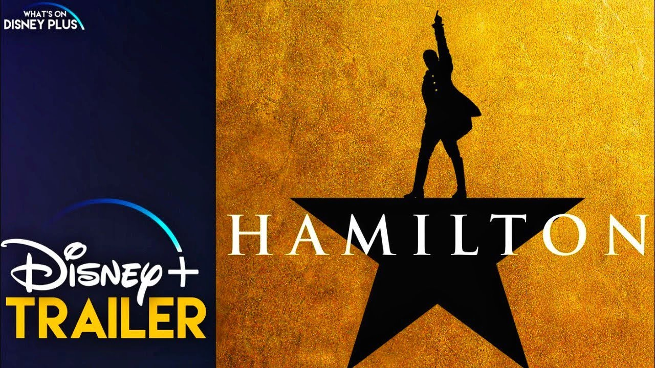 Hamilton Disney Plus - Satisfied -  Elise Goldsberry and the cast of Hamilton