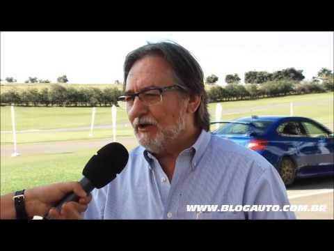 Flávio Padovan - Presidente Subaru - Fale Com o Presidente - BlogAuto