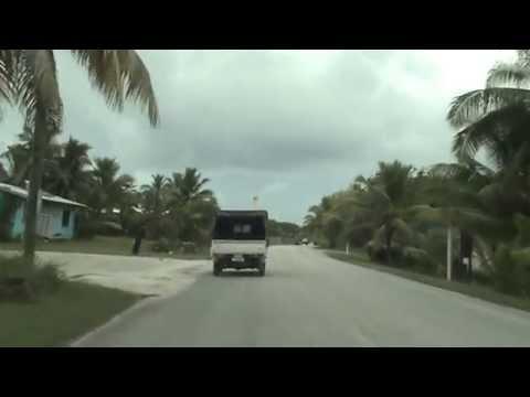 NIUE SCENIC DRIVE [clip 7] FEB/2014