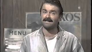 STAVROS Harry Enfield Saturday Night Live Stavros Closing Down