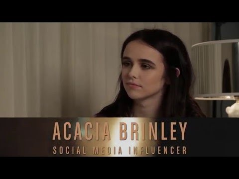 'The Power Of Broke' Interview Series: Acacia Brinley - YouTube