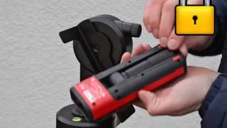 Geodesia y Topografia   Geotop   Leica DISTO™ S910 – How to set up laser measurer on FTA360 S and TR
