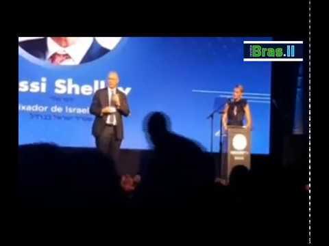 Record TV Internacional em Israel