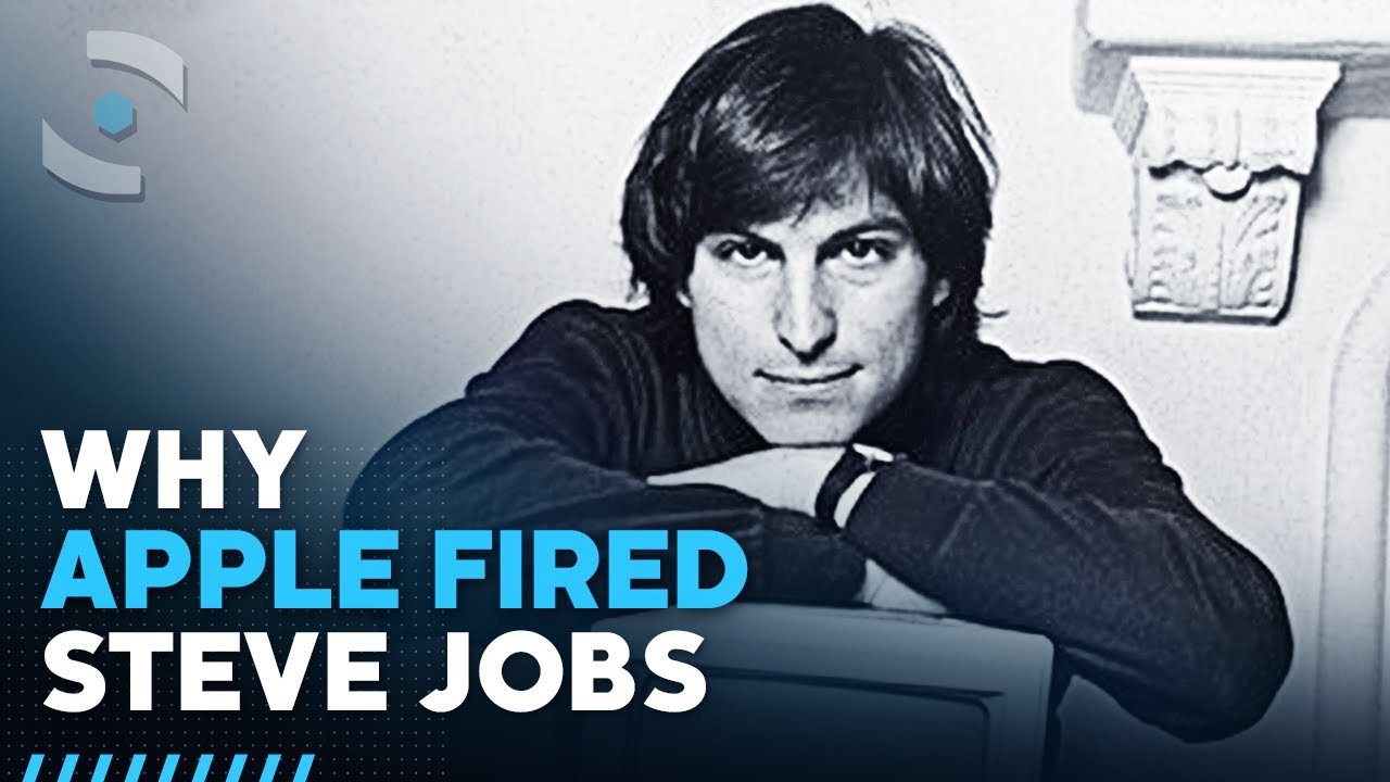 The Real Reason Why Apple Fired Steve Jobs