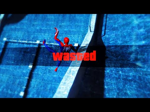GTA 5 Epic Wasted Compilation SpiderMan Flooded Los Santos ep.26 (Funny Moments)