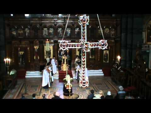 Greek Orthodox Funeral for a Priest_Choir of Saint Sophia Greek Cathedral London