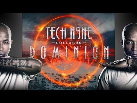 """TECH N9NE """"DOMINION CALLABOS ALBUM DETAILS!"""""""