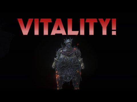Dark Souls 3 Pure Vitality!