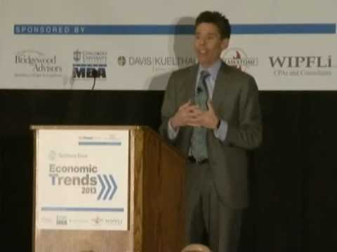 Jeff Yabuki - Economic Trends 2013 - BizTimes- Northern Trust