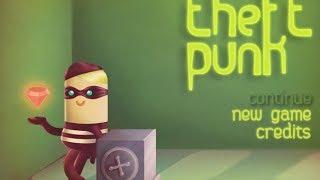 Theft Punk Level1-30 Walkthrough